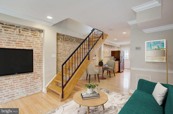 Tuesdays Under 250 Renovated Home Near Camden Yards With