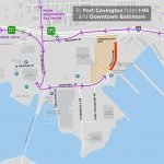 Portion of Cromwell Street in Port Covington to Close for Up to Two Years for Realignment