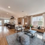 Million Dollar Monday: New Construction Home at Brewer's Crossing with Two-Car Garage, Rooftop Terrace, and Exquisite Luxury
