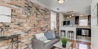 Tuesdays Under 250: Renovated Three-Bedroom Rowhome Near Riverside Park
