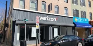Verizon Store Closes on Light Street in Federal Hill