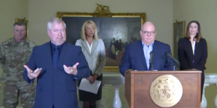 Governor Hogan Orders All 'Non-Essential' Maryland Businesses to Close