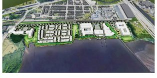 1,575 Housing Units Proposed for Mixed-Use Westport Waterfront Development