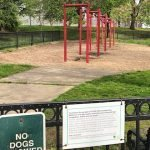 Baltimore City Takes Additional Measures to Keep People Off Playground and Fitness Equipment