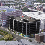 Plans Revealed for an Eight-Story Garage at the UM BioPark