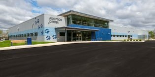 Construction Completed on New BARCS and Animal Services Facility in Cherry Hill