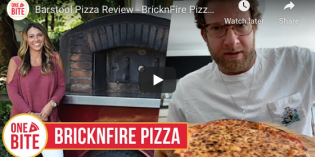 BricknFire Pizza Company Gets a Boost After Appearing on Barstool Sports' One Bite Pizza Review