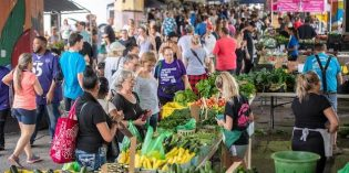 "Baltimore Farmers' Market & Bazaar to Open June 14th for Vendors Selling ""Essential Food"""