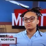The Urban Oyster Owner Jasmine Norton Competes on Food Network's Guy's Grocery Games