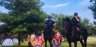 Disappointment in Mount Clare as Baltimore's City Council Strips Funding for Baltimore Police Department's Mounted Unit