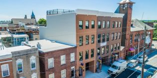 Tour Brand New 3,950 sq. ft.,Three-Car Garage Townhomes This Sunday in Locust Point