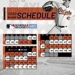 Orioles Release 60-Game Schedule, No Fans at Home Games for Now