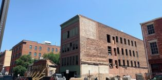 54-Unit Apartment Building Begins Construction in Ridgely's Delight