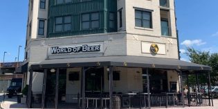 World of Beer Closes at McHenry Row in Locust Point