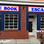 The Book Escape Relocating to Charles Street in Federal Hill