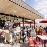 Atlas Restaurant Group Breaks Ground on Seafood Concepts at Cross Street Market