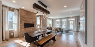 Million Dollar Monday: Brand New Townhome at Brewer's Crossing with Four Bedrooms, a Garage, Loft, and Rooftop Deck