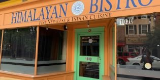 Himalayan Bistro Closes in Federal Hill, Hopes to Reopen in Smaller Neighborhood Space