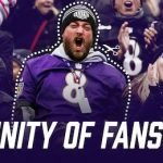 Ravens Offering Cardboard Cutouts of Fans in Seats at M&T Bank Stadium