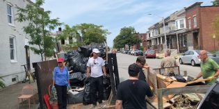 Community Cleanup Planned Today for Morrell Park