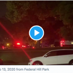 Man Shot and Killed Sunday Night in Federal Hill Park