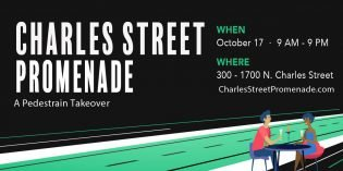 'Charles Street Promenade' Shopping and Dining Event Taking Place on Saturday