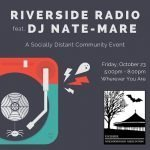 'Riverside Radio: Halloween Edition' Community Event This Friday from 5pm to 8pm