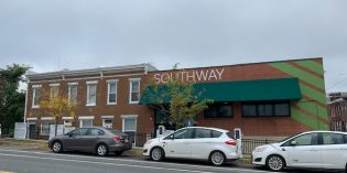 Southway Builders Hopes to Expand Its Locust Point Office Into an Adjacent Rowhome