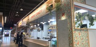 Crepe Crazy Opens at Cross Street Market