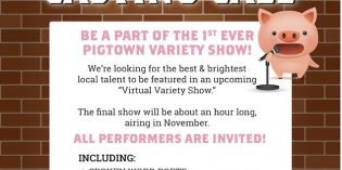 New 'Pigtown's Got Talent' Hosting a Casting Call