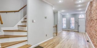Mid-Week Listing: Three-Bedroom Federal Hill Home with a Finished Basement and Multiple Outdoor Spaces