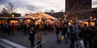 Christmas Village Not Returning to the Inner Harbor This Year