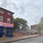 Nine Retail Buildings Demolished on West Baltimore Street