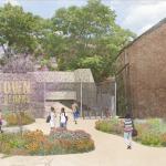 Outdoor Climbing Facility Planned for Pigtown Main Street
