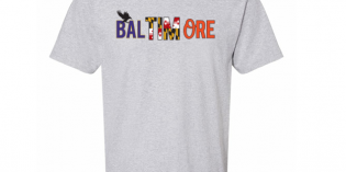 Baltimore-Themed Shirts for Sale to Benefit the Tim Moriconi Endowment Scholarship Fund