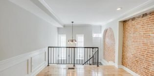 Tuesdays Under 250: Renovated 1,404 Sq. Ft. Townhome on Cross Street with a Rooftop Deck