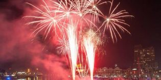 Baltimore Cancels New Year's Eve Fireworks