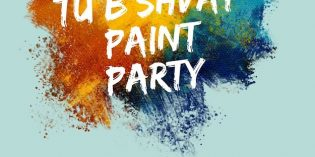 Chabad SoBo Tu B'Shvat Paint Party on Tuesday
