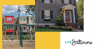 Live Baltimore Study Projects Baltimore City Could Absorb 5,000+ New or Renovated Homes Each Year