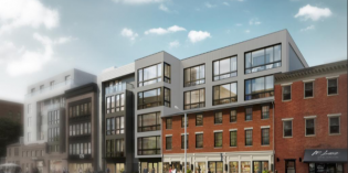 "35-Unit, ""All-Inclusive"" Apartment Building Planned for Ridgely's Delight"