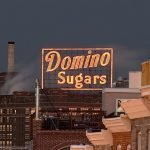 Domino Sugar to Replace its Neon Sign with a New LED Sign