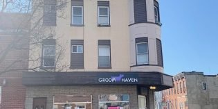 Pet Grooming Salon 'Groom Haven' Opening Today in Federal Hill