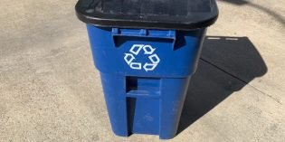Recycling Collection is Cancelled Today