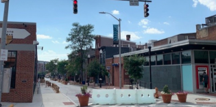 Portion of Cross Street in Federal Hill to Close Again in the Spring for Outdoor Dining