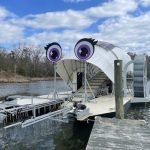 New Trash Wheel for the Middle Branch Unveiled