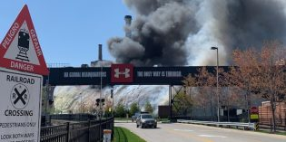 Domino Sugar Resumes Sugar Processing Following Tuesday Fire