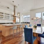 Featured Listing: Contemporary End-of-Group Townhome in Locust Point with Three-Car Parking