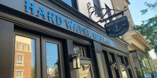 Hard Water Bar & Grill Opening This Week in Federal Hill