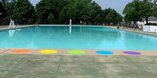 City Pools to Open on May 29th with COVID-19 Restrictions