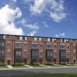 Construction Starts on 108-Townhome Project in Locust Point, Homes to Hit the Market in September